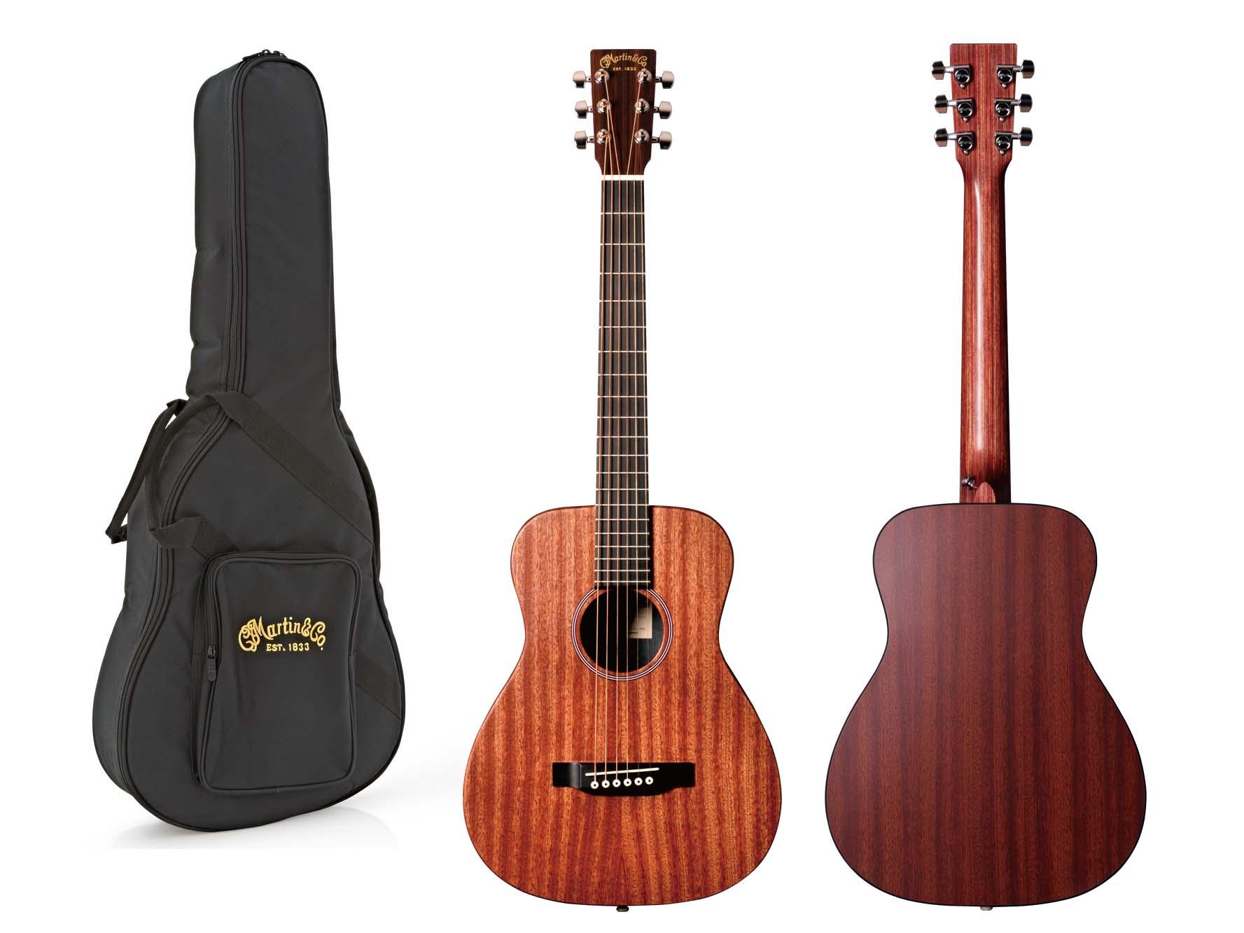 島村楽器×Martin Guitar コラボモデル Little Martin 『LX Custom S/E』(アコースティックギター)