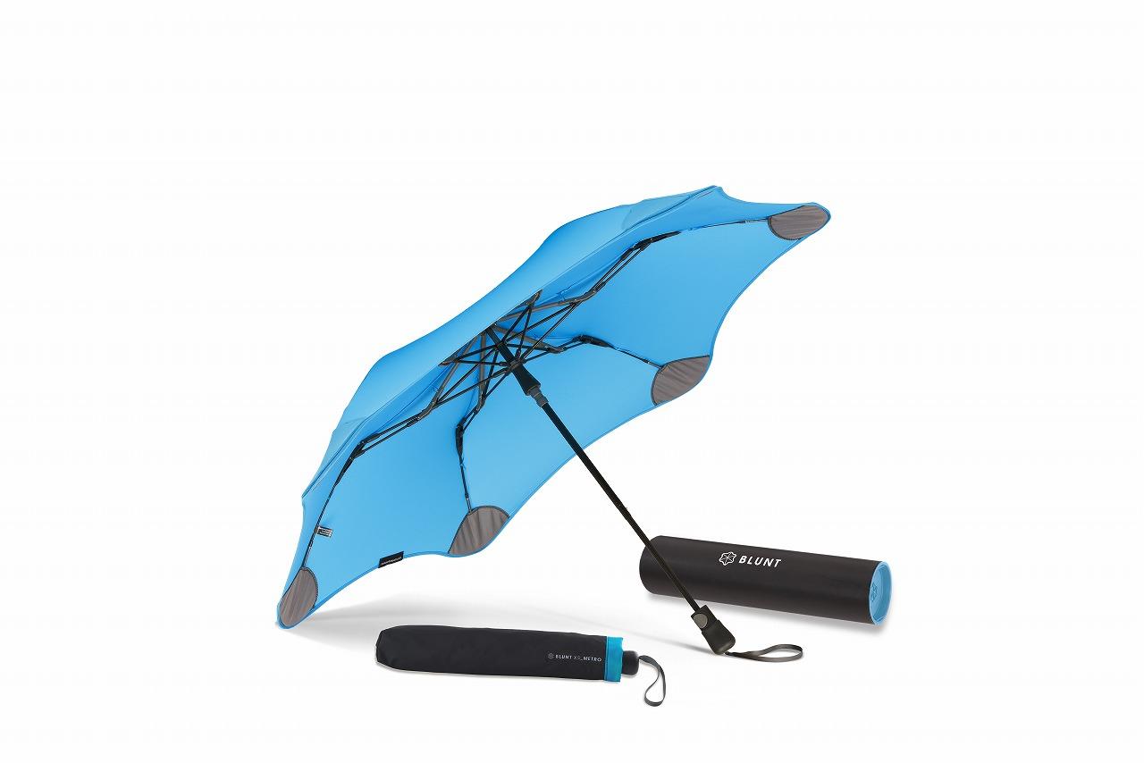 ニュージーランドで開発された傘ブラント