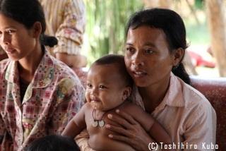 [アジアのお母さんと子どもを支える募金]の画像