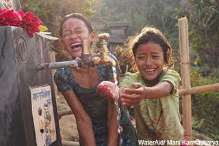 [途上国の人々に安全な水とトイレを届けよう]の画像