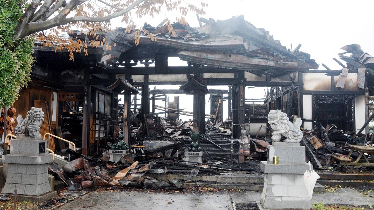 [火災で焼失した三陸復興国立公園内「蕪嶋神社」再建を支援しよう]の画像