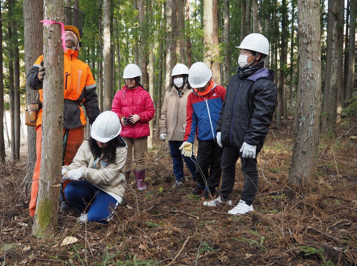 [人口減少率が岩手県で一番大きい町の 子どもたちを応援してください]の画像
