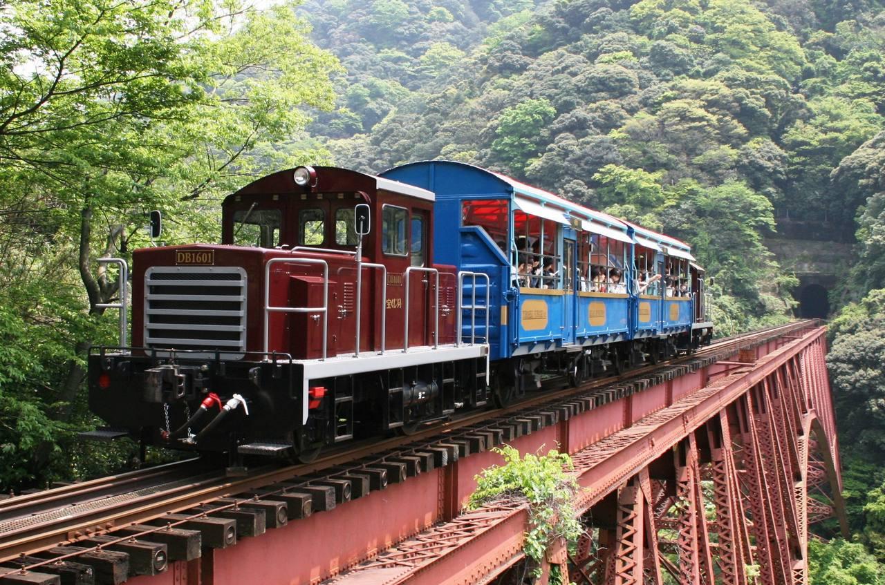 [平成28年熊本地震 南阿蘇鉄道復旧支援プロジェクト]の画像