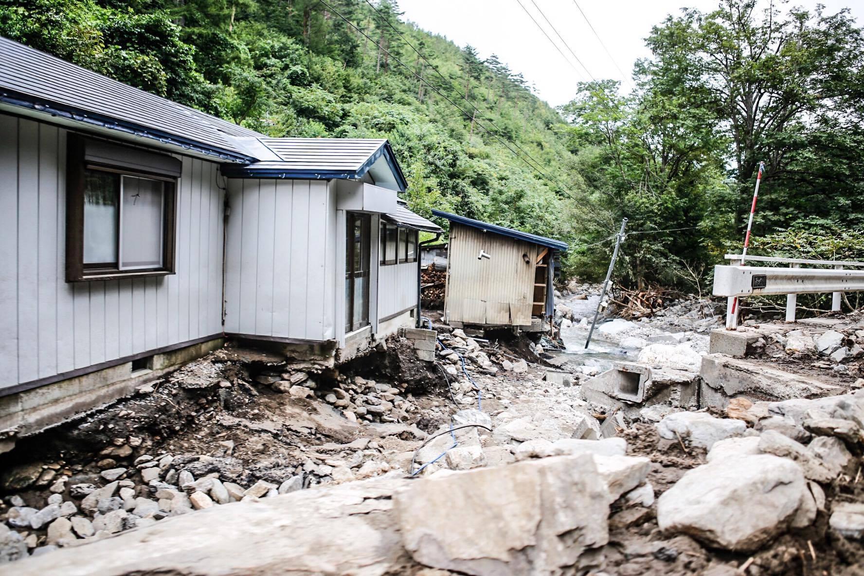 [2016年台風10号 岩泉町災害義援金]の画像