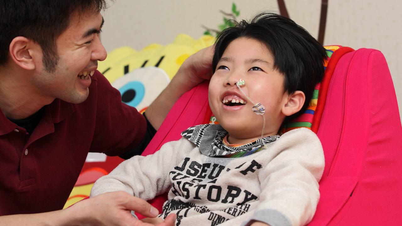 重症心身障害児と家族に笑顔を届けたい! - Yahoo!ネット募金