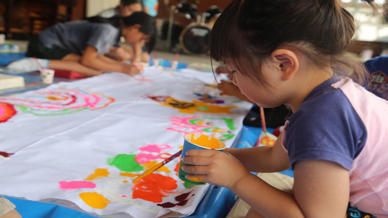 東北と熊本の子どもたちの心のケアを