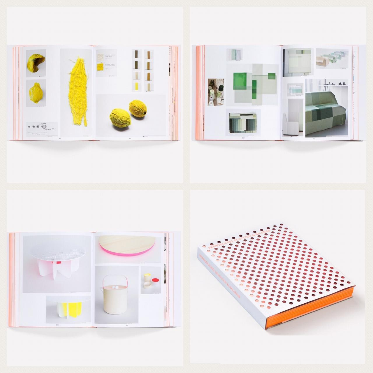 本タイトル「Reproducing Scholten & Baijings by Louise Schouwenberg」