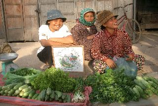 [カンボジア・おかあさんガンバッテ募金 〜家族いっしょに暮らせる幸せを!〜]の画像