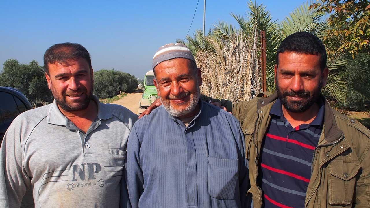 [パレスチナ・ガザ地区の井戸復興と農家支援]の画像