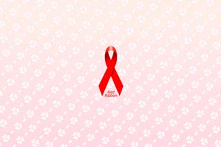 [HIV/エイズに理解と支援を「レッドリボン募金」]の画像