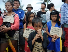 [フィリピン台風被災地 緊急医療支援]の画像