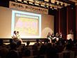 命の花プロジェクト。2015年9月6日 動物愛護ふれあいフェスティバルにおいて、ゲストスピーカーとして青森県立三本木農業高校の「命の花」立ち上げメンバーと一緒に出演しました。