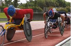 日本身体障害者陸上連盟