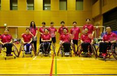 日本身体障害者バドミントン連盟