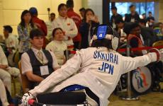 日本車いすフェンシング協会