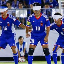 2016年9月2日<br>日本対中国 組織的なディフェンスで堅守を誇る日本。
