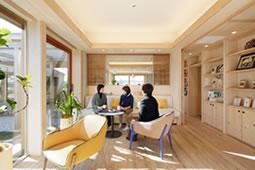 がん患者とその家族・友人が自分の力を取り戻す居場所「マギーズ東京」の継続運営のために