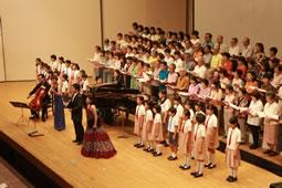 音楽の力で、小児がんと闘っている子どもたちへ笑顔と夢を!