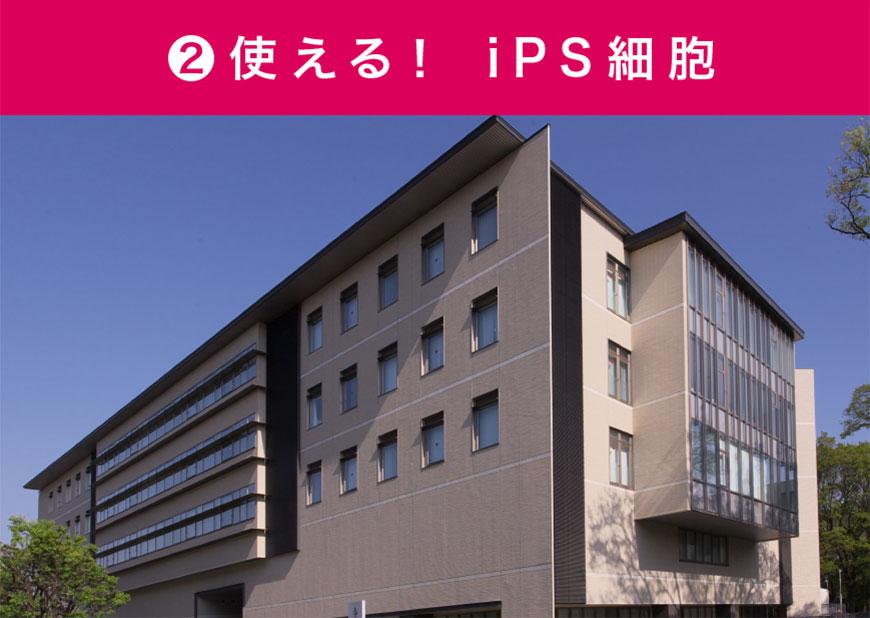 使える! iPS細胞