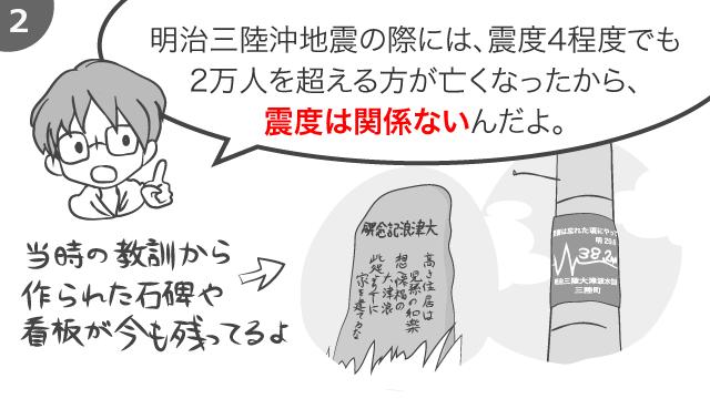 津波 漫画2