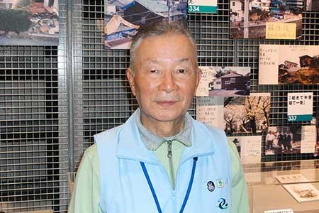 谷川さんの写真