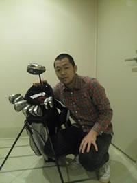 The SALOVERS高級ゴルフクラブセット & シューズ