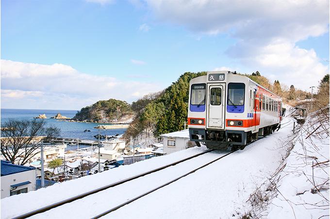 三陸鉄道とのコラボレーションが実現!