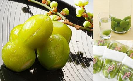 福島県産若桃の甘露煮詰合せ(5袋) イメージ