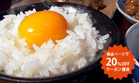 福島県産コシヒカリ白米