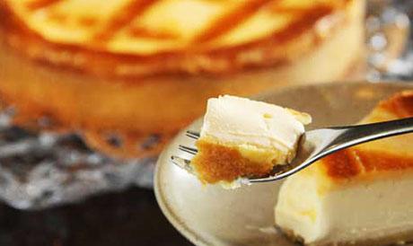 トロイカ ベイクドチーズケーキの写真