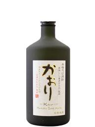 福島県本格そば焼酎「かおり」
