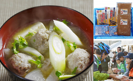 さんまのすり身食べ比べセット(女川汁レシピ付き)