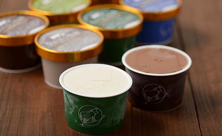 なかほら牧場アイスミルク10個セット