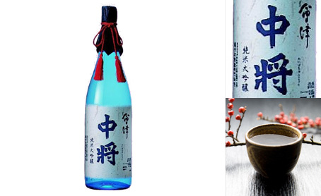 会津中将 純米大吟醸(1.8L)(日本酒)の写真