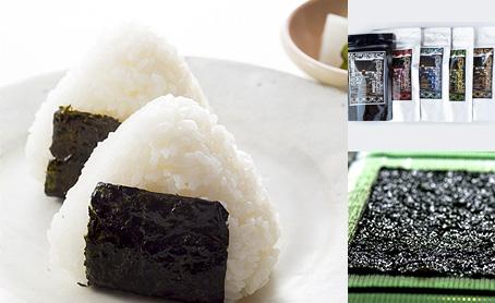 相澤さんちのありがとうセット(海苔6種×各1袋)の写真