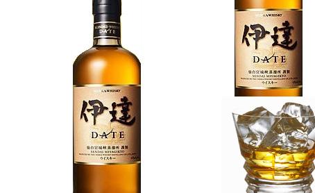 【宮城県限定】ニッカウイスキー 伊達 43度 700ml