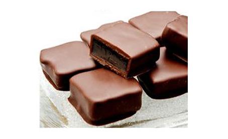 めひかり塩チョコ・紅玉林檎チョコ詰め合わせの写真