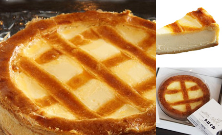 トロイカ ベイクドチーズケーキ5号の写真