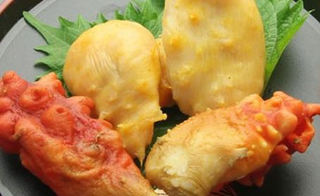 煮ほや(250g)(冷凍で1年保存できる)