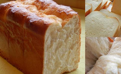 蜂蜜 ヨーグルト 国産小麦 天然酵母 食パン 1.5斤の写真