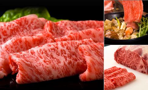 門崎熟成肉 すき焼き 家族団らんセットの写真