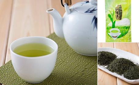 桃生茶飲み比べセット