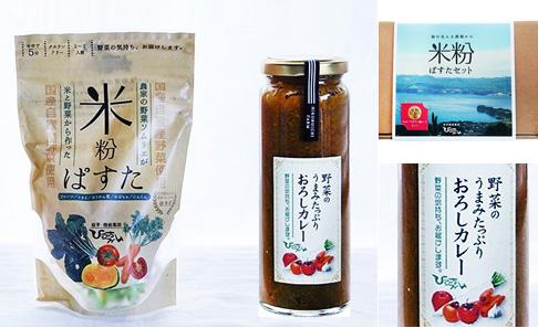 米粉ぱすた&おろしカレーソースセット