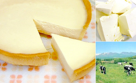 午後のチーズケーキ5号の写真