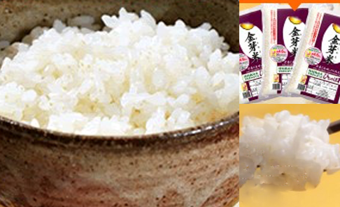 【無洗米】 金芽米 特別栽培米ひとめぼれ「お試しセット」 420g×3袋