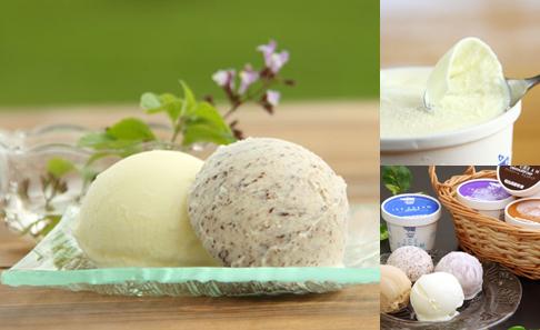 安比の高原アイスクリーム バラエティ8個セットの写真