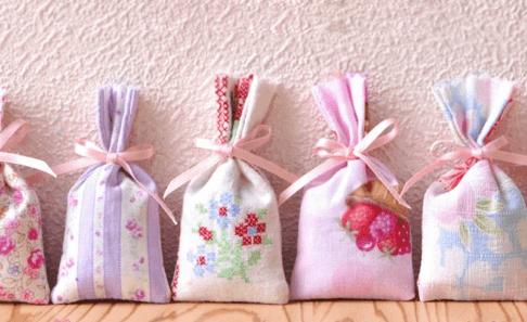 気仙沼のお母さんのラベンダー香り袋の写真
