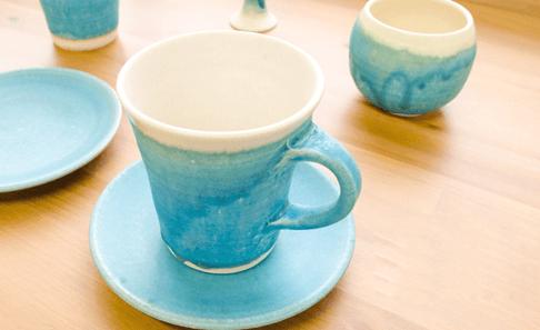 仙台 環窯(たまきがま)陶器の写真