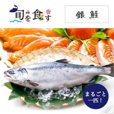 旬を食す 銀鮭