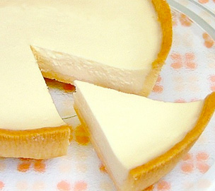 午後のチーズケーキ (訳あり)